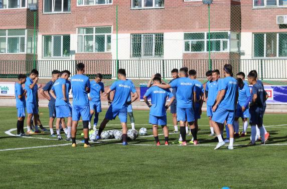 Монголын шигшээ баг Брунейтэй тоглоход гурав хоног үлдлээ