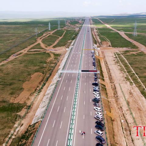Монгол дахь анхны ХУРДНЫ ЗАМ ашиглалтад орлоо