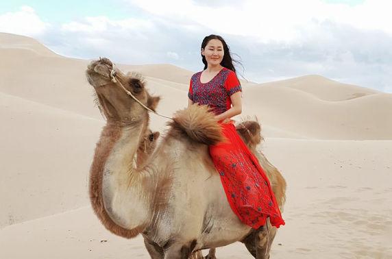 TIME TO TRAVEL: Монголын говиор 9 хоног