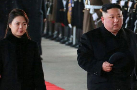 Ким Чен Ун Хятадад айлчилж байна