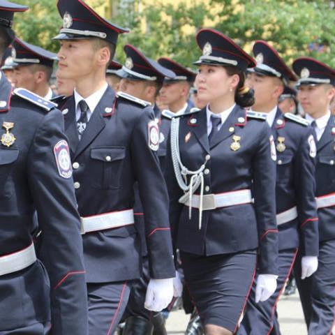 Монгол Улсын цагдаагийн байгууллага, дотоодын цэргийн үүсэж хөгжсөний 98 жилийн ой өнөөдөр тохиож байна