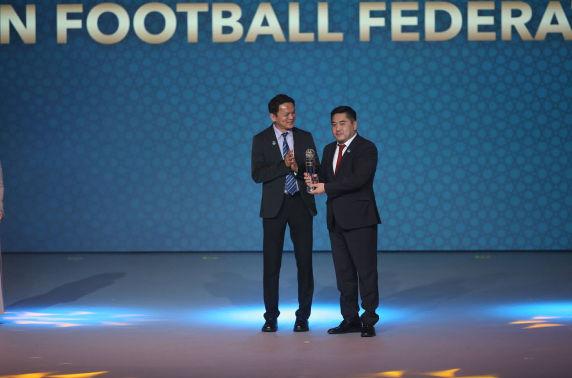 Монголын хөлбөмбөгийн холбоо Азийн шилдэг холбоодын нэг боллоо