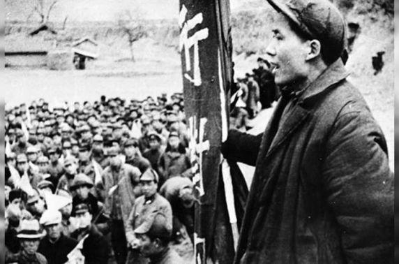 Мао Зэ Дун дахин ирлээ