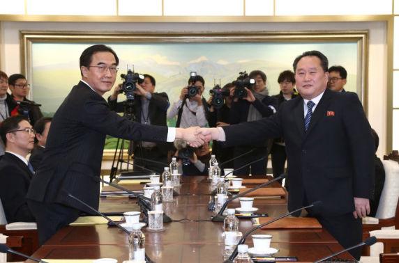 Хойд Солонгос тамирчдаа Пёнчаны Олимпод явуулахаар боллоо