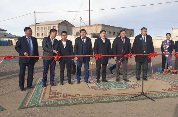 2019 онд орон нутагт гурван жижиг талбай баригдана