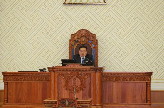 """""""Оюутолгой ордын ашиглалтад Монгол Улсын эрх ашгийг хангуулах тухай"""" УИХ-ын тогтоолыг баталлаа"""