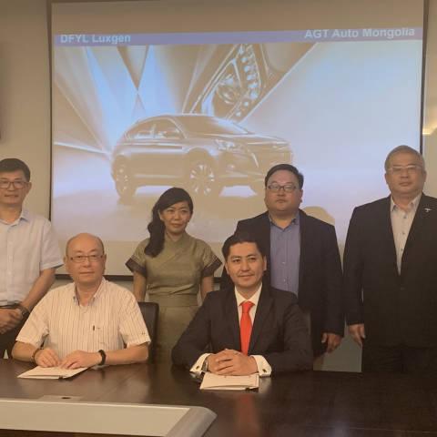 Монголд суудлын автомашин угсрах үйлдвэр байгуулах төслийг эхлүүлэхээр боллоо