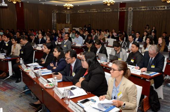 Дэлхийн орнууд томуугаас сэргийлэх асуудлаар Монголд чуулж байна