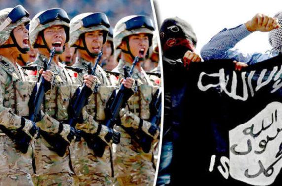 Хятадад алан хядагчдын аюул заналхийлж байна уу