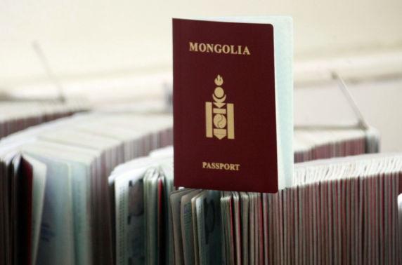 """""""Агаарын тээврийг хялбаршуулах"""" үндэсний хөтөлбөрийн дагуу гадаад паспортыг сунгахгүй байгаа"""