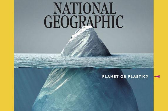 """""""National Geographic""""-ийн хуванцарын эсрэг """"дайн"""""""
