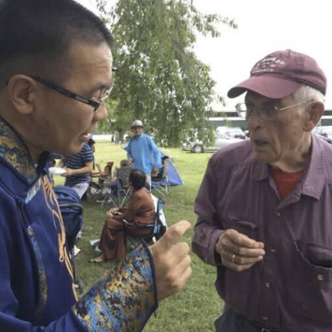 Элчин сайд Уиллиам Андрэас Браун: Монголтой харилцаа тогтооё гэж санал тавьсных өөрөө монгол хэл сурах хэрэгтэй болсон