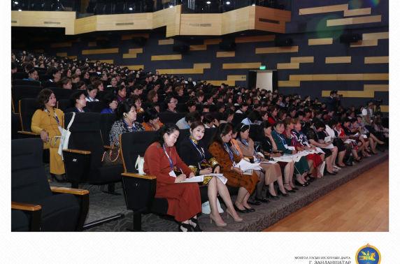 """""""Эмэгтэйчүүд- Манлайлал"""" олон улсын чуулган болж байна"""