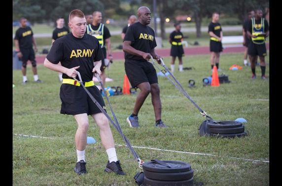 АНУ-ын арми цэргийн бие бялдрын хөгжилд шинэ шаардлага тавьж эхэлжээ