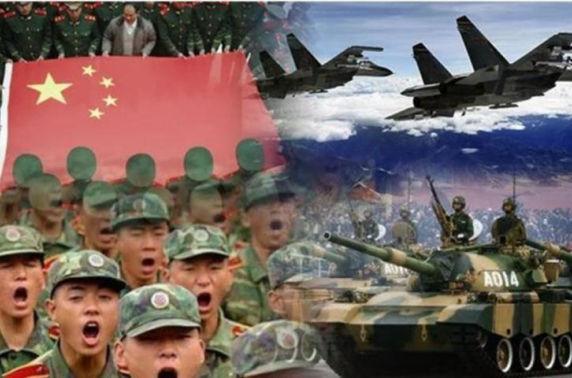 Хятад Монголыг 2045 онд эзэлнэ