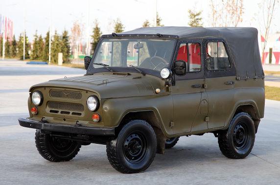 Монгол өвөөгийн бүтээсэн УАЗ 469