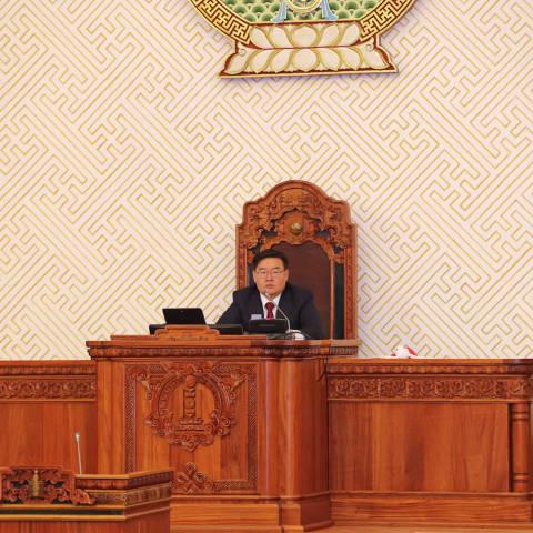 АНЭУ-д Монгол Улсын Элчин сайдын яамыг нээнэ