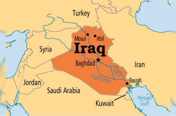 Иракийг хэн сэрээв?