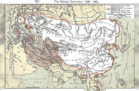 Монголын Эзэнт Гүрэн гэж байгаагүй, түүхчид зохиосон