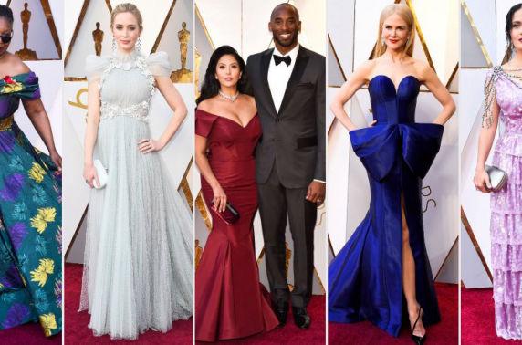 "ФОТО: ""Оскар 2018"" улаан хивсний ёслол"