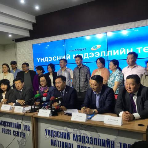 Б.Пүрэвдорж:Эрээнд Монголоос ирсэн малыг нядлах хоёр үйлдвэр ашиглалтад орсон