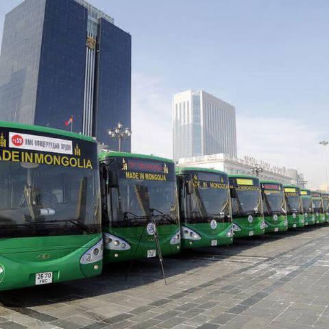 Ачаалал өндөртэй чиглэлүүдэд автобусны тоог 10 хувиар нэмэгдүүлнэ