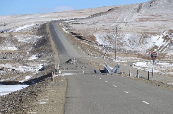 Улаанбаатар-Дархан чиглэлийн шинэ замд 137 сая ам.доллар зарцуулна