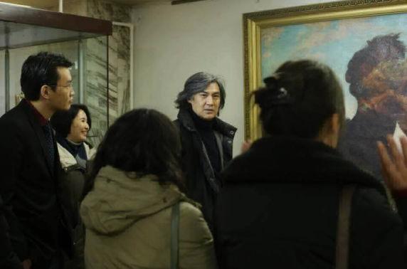 С.Молор-Эрдэнэ: Монголд мэргэжлийн урлаг социализмын үед л эхэлсэн