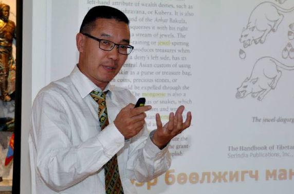 """До. Болдхуягийн """"Монгол хэл"""" шүлгийн шүүмж, задлал"""