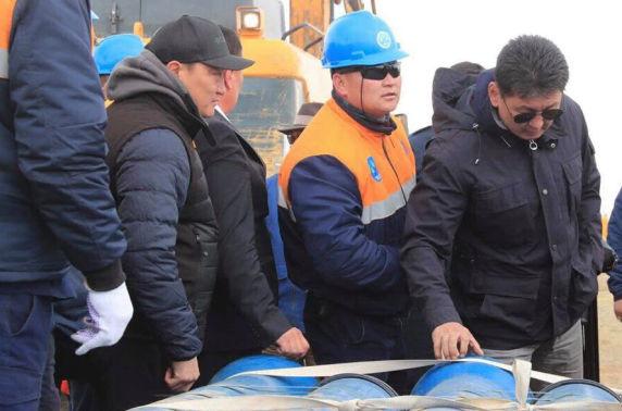 Говь-Алтай аймагт цэвэр усны 54 км урт шугам хоолой татаж байна