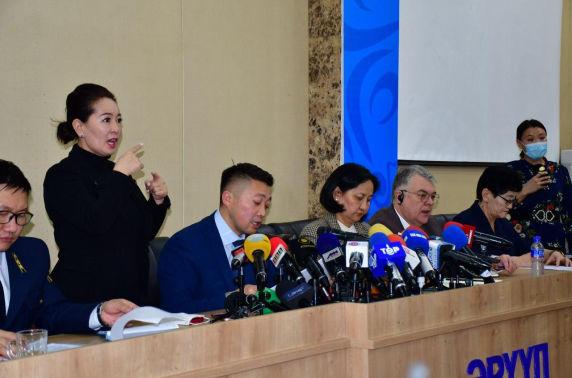 ДЭМБ Монголд коронавирусийн оношлуур нэмж өгөхөөр боллоо