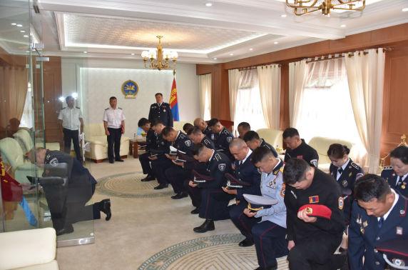 Энэ удаагийн Цагдаагийн дэлхийн тоглолтод манай улсын 18 офицер, ахлагч оролцоно