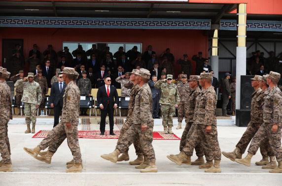 """""""Хааны эрэлд-2018""""-д 26 орны 1400 цэргийн алба хаагч оролцож байна"""