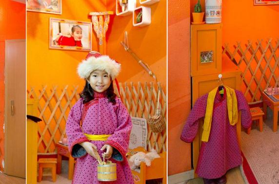 Жижигхэн охин ба ТОМ соёл