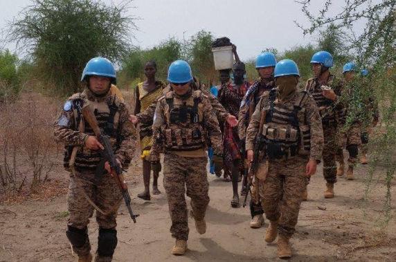 Монголын энхийг сахиулагчид Суданы таван иргэний амь насыг аварлаа