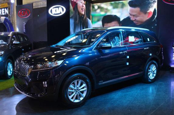 """Киа Моторс Монгол компаниас """"Kia Sorento""""загварын авто машиныг онцолж байна"""