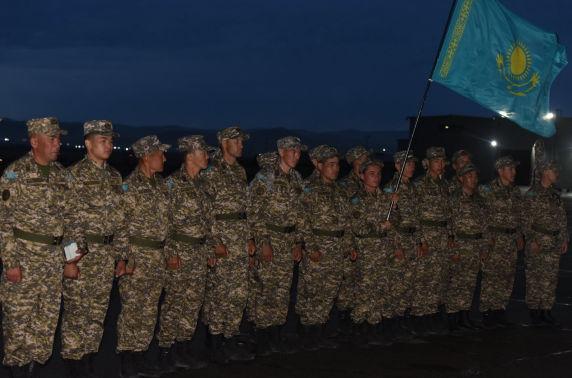 """""""Аравт""""-д оролцохоор Казахстан, Киргиз улсын багууд ирлээ"""