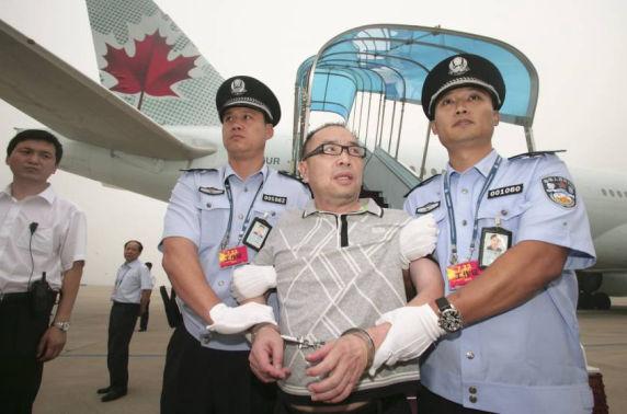 Хятадын авилгатай тэмцэх байгууллага 4997 хүнийг гадаадаас авч иржээ