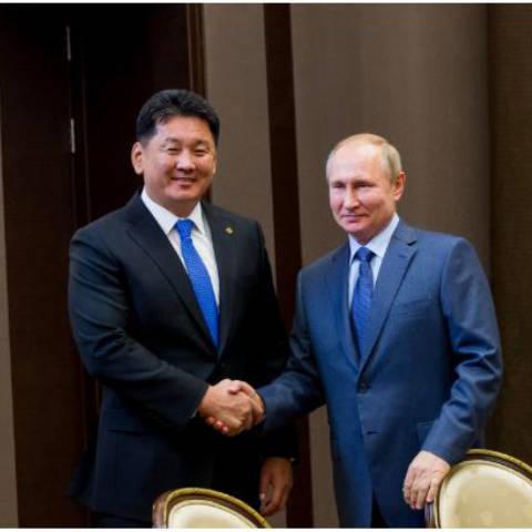 Айлчлал: Хийн хоолойг Монголоор дайруулах төслийг эхлүүлэхээр тохиролцов