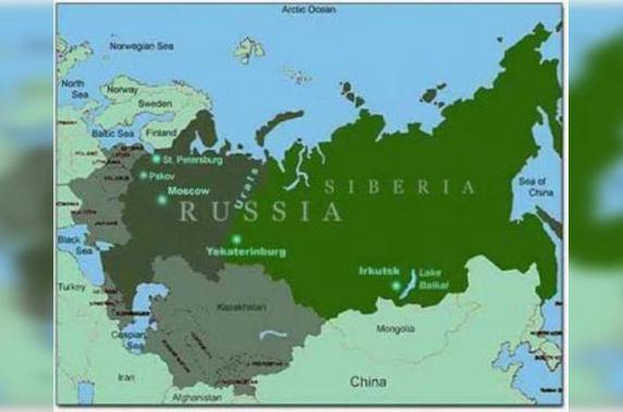 Путины геополитик