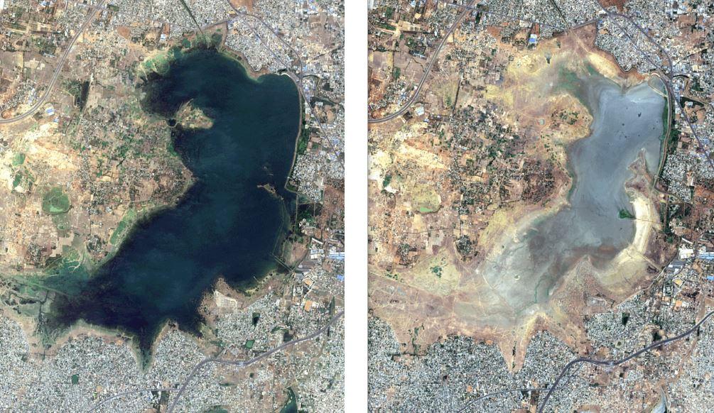 Энэтхэгийн хотуудын газар доорх ус дуусаж байна