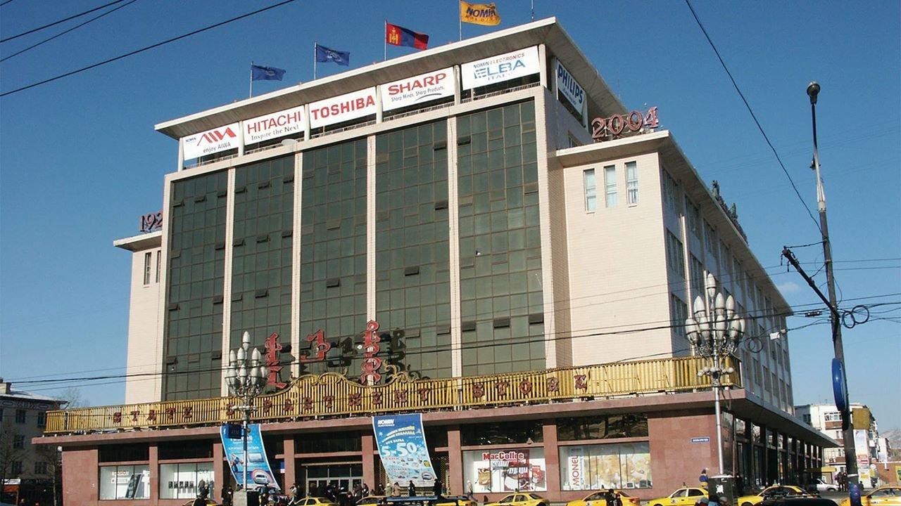Улсын их дэлгүүрийн барилгыг зах зээлээс хэт доогуур үнээр түрээсэлж байжээ
