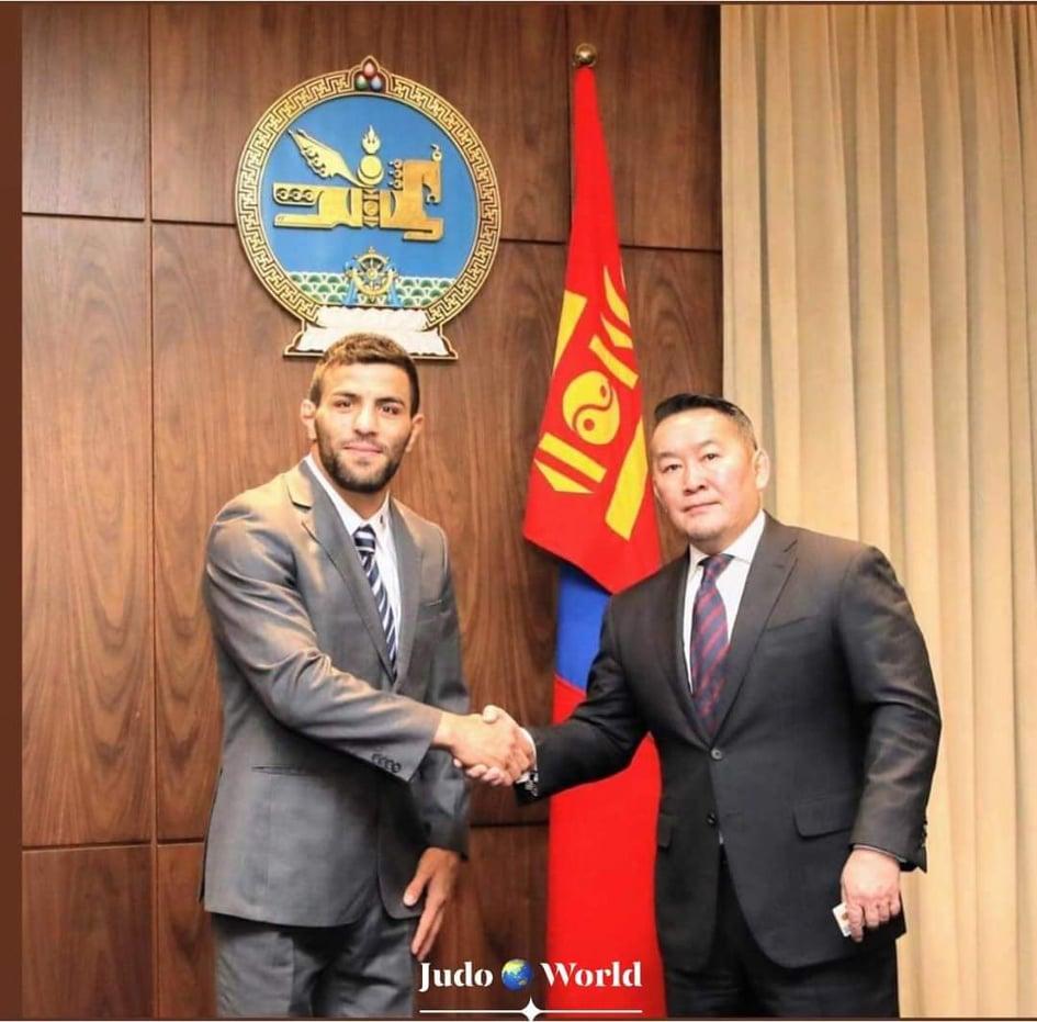 Дэлхийн аварга Саид Моллаеи Монголын иргэн болжээ
