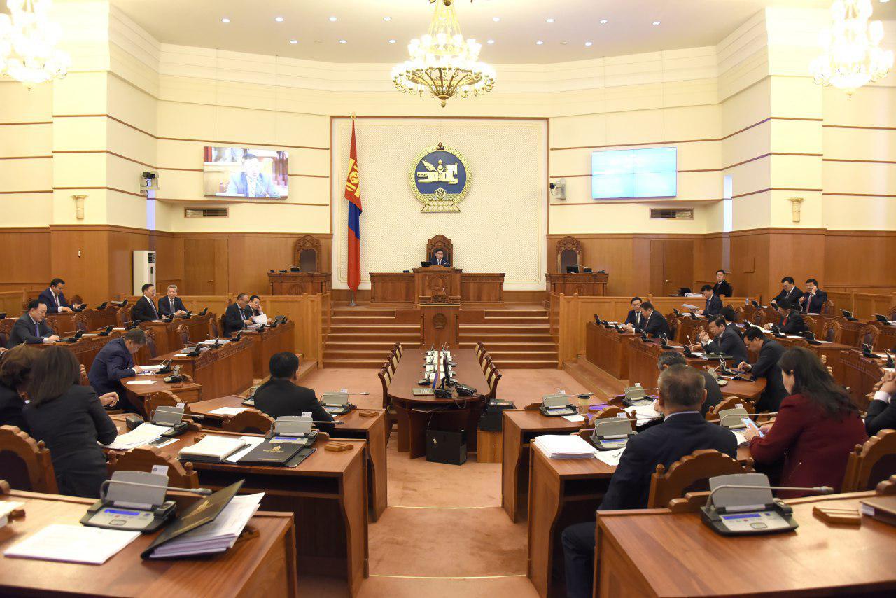 Монгол Улсын эдийн засаг, нийгмийг 2020 онд хөгжүүлэх үндсэн чиглэлийн төслийг хэлэлцэж байна