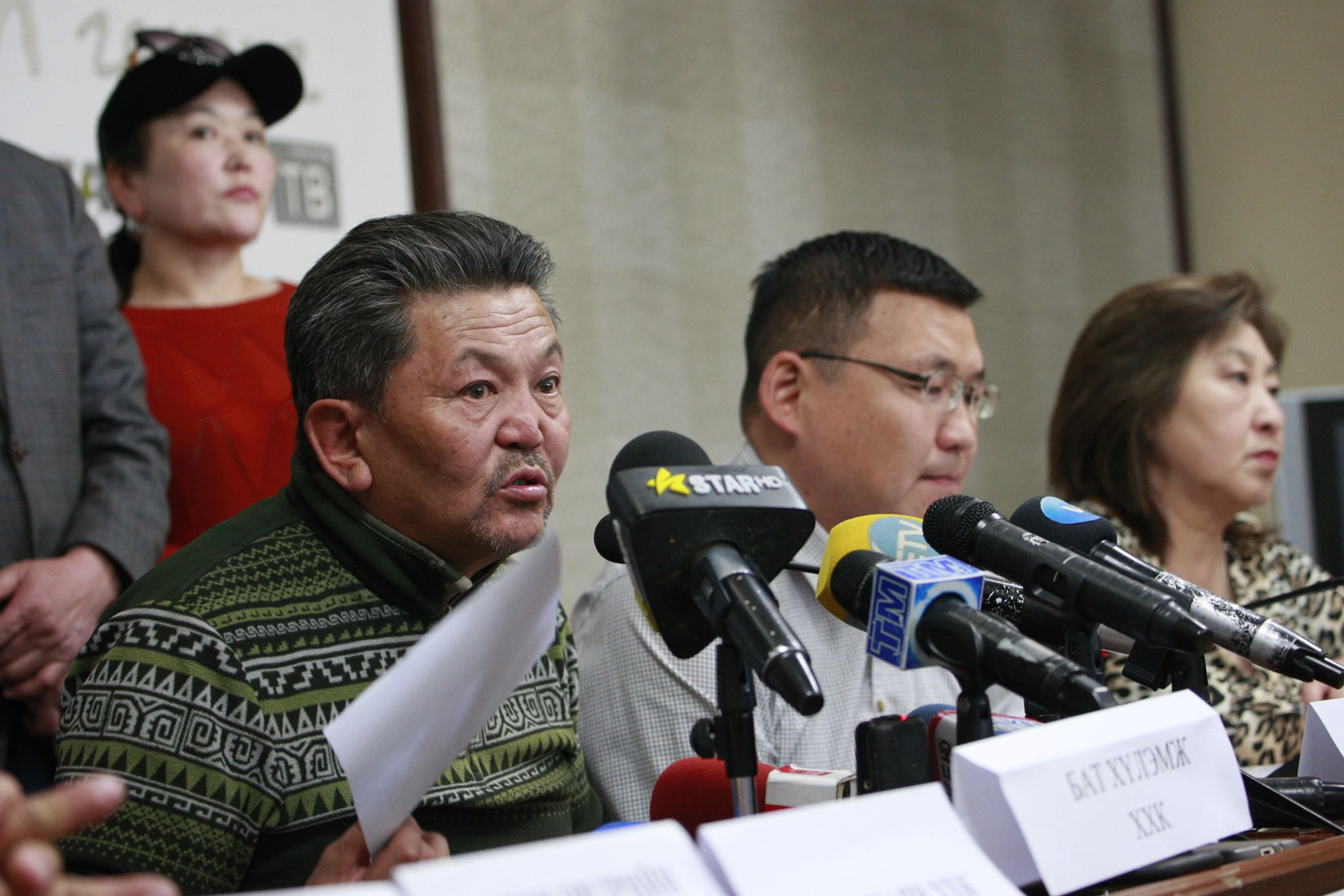 Х.Алтанцацралт:  Бид ч бас Тяньжинхотын 50 га газарт хүлэмжийн аж ахуй эрхэлмээр байна