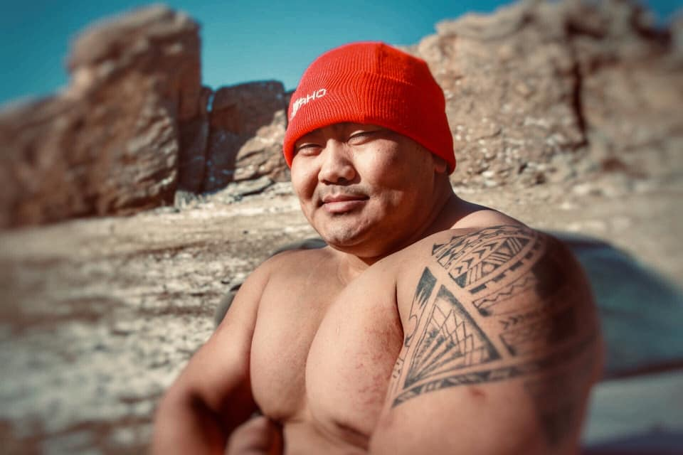 Х.Угтахбаяр 937.5 кг өргөж Монголын рекордыг дахин шинэчиллээ