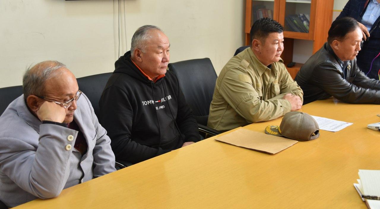 УИХ-ын дарга Г.Занданшатар Монголын үндэсний фронтын шаардлагад хариу өглөө