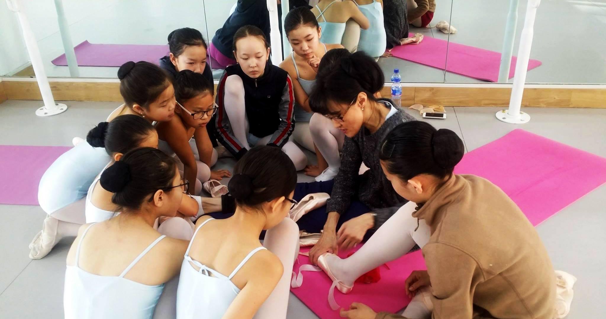 Ц.Жаргалан:Бүх насныхан балетаар хичээллэж нурууныбөгтөрөөзасах боломжтой