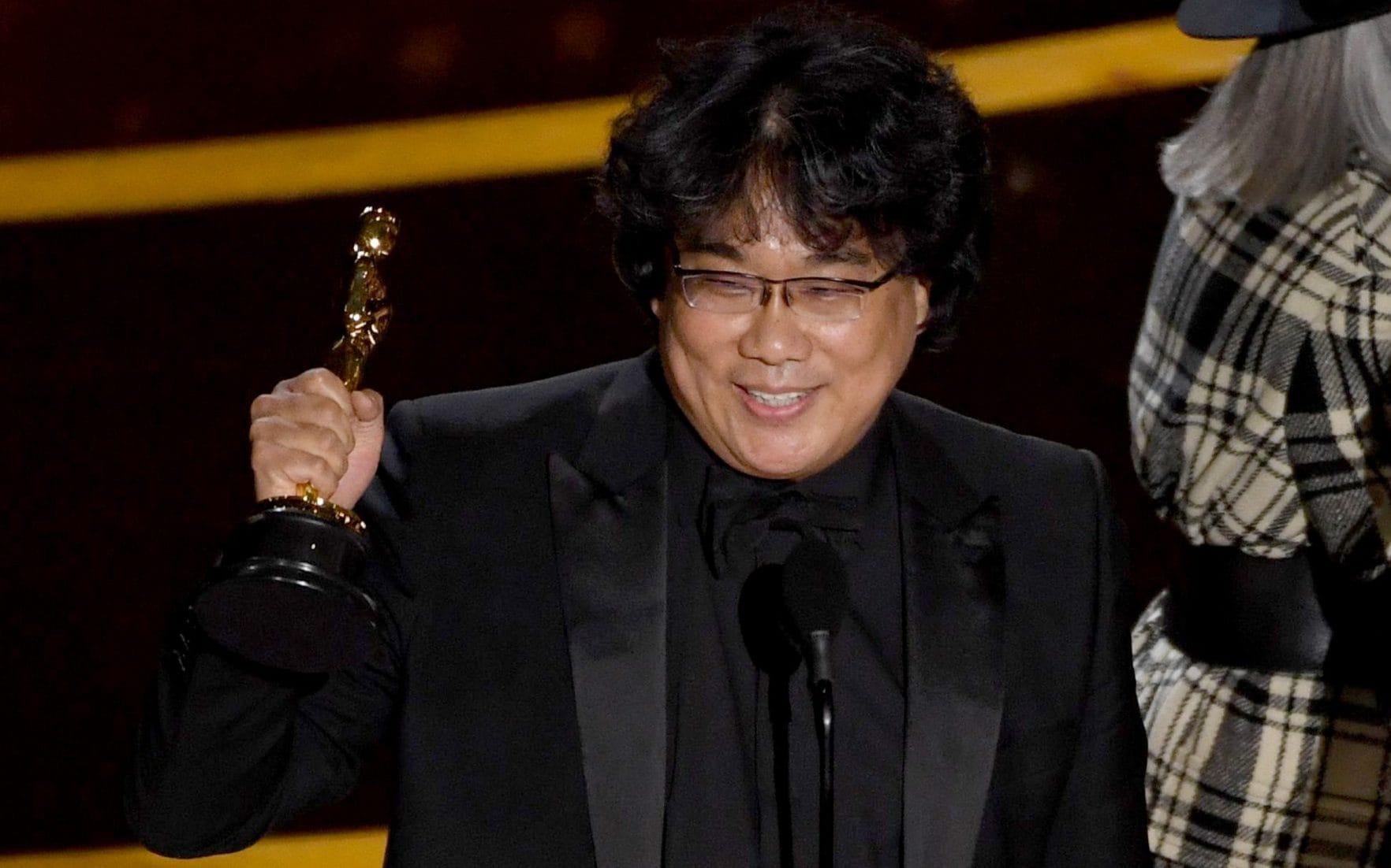 Бон Жон Хо: Оскарт хүргэсэн бүх жүжигчдэдээ баярлалаа