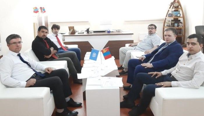 Турк багш нар НҮБ-ын Дүрвэгсдийн агентлагт ханджээ